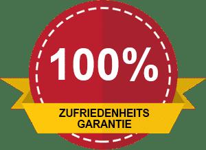 100% Garantie beim textildruck
