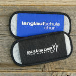 Langlaufskihalter für Langlaufschule Chur und SSC Rätia