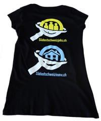 online portale bedrucktes T-Shirt
