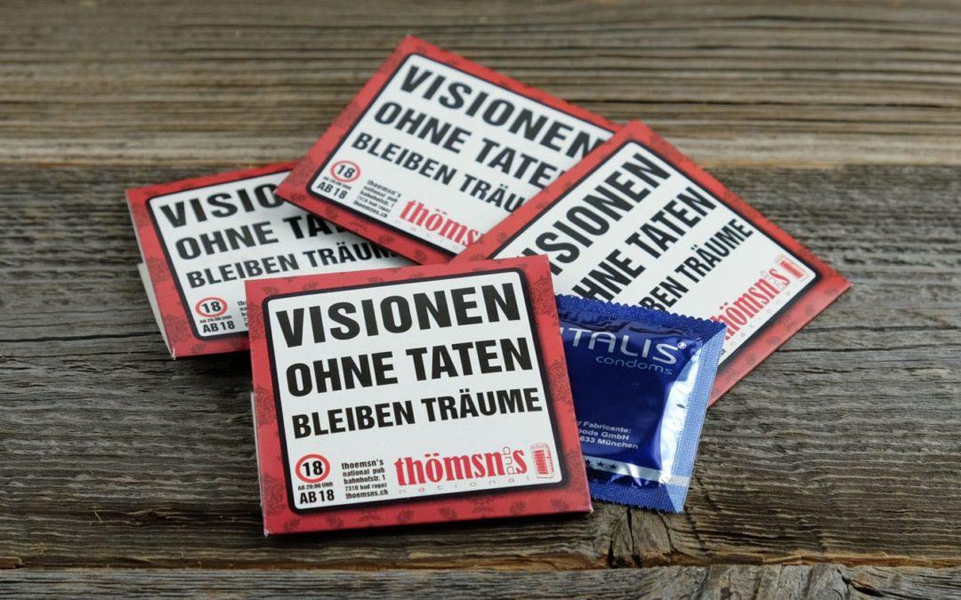 Kondombriefchen für das tömnsn's, Bad Ragaz