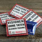 Kondombriefchen für das thömsn's in Bad Ragaz