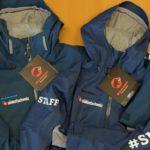 Mammut Skijacken für Radio Südostschweiz mit vielfältigem Textildruck verredeln
