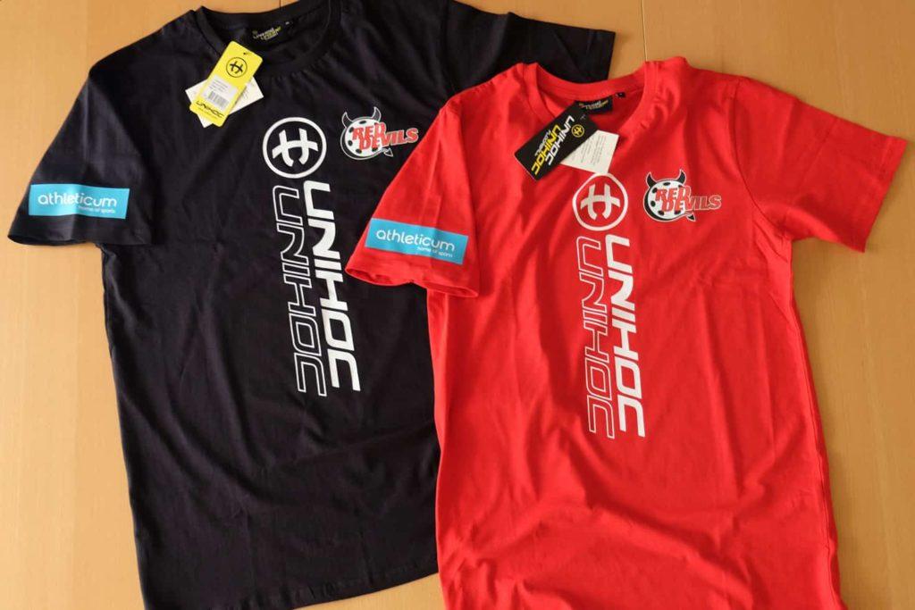 T-Shirt bedrucken von Unihoc