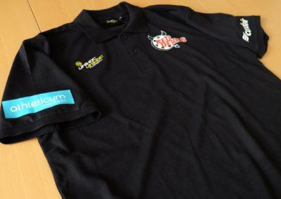 RedDevils Unihoc Betreuer Polo Shirts