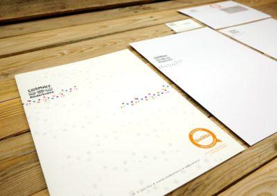 Briefschaften für Cosmait, Chur