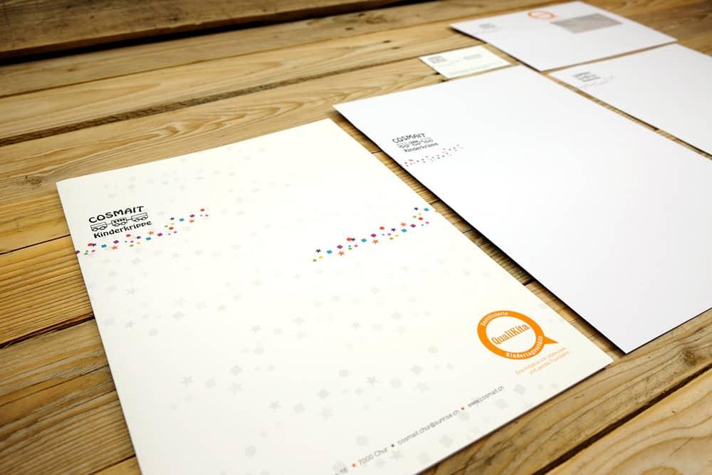 Briefschaften für Cosmait in Chur