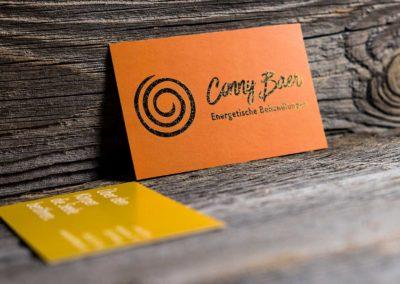 Conny Baer Visitenkarten