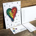 Visitenkarten und Postkarten für kamehi.ch