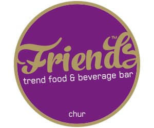 Logo für Friends - trend food und beverage bar