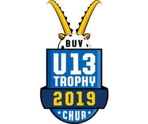 Logo für die U13 Trophy 2019 in Chur