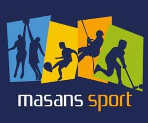 Logo Masans Sport, Chur