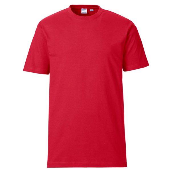 Das ist ein T-Shirt Pure Heavy Herren rot