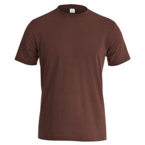 Das ist ein T-Shirt Pure Heavy Herren braun