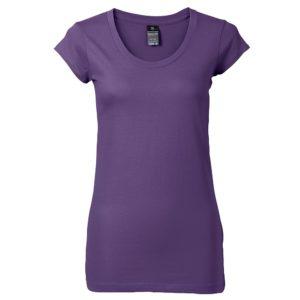 T-Shirt Scarlett Damen violett
