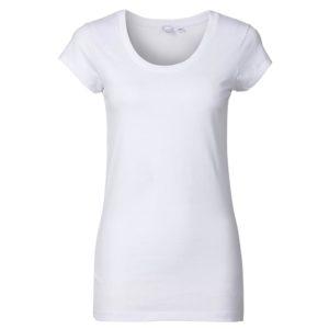 T-Shirt Scarlett Damen weiss