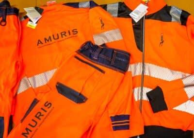 portwest arbeitskleider textildruck amuris industrieservice